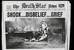 Death Star News newspaper