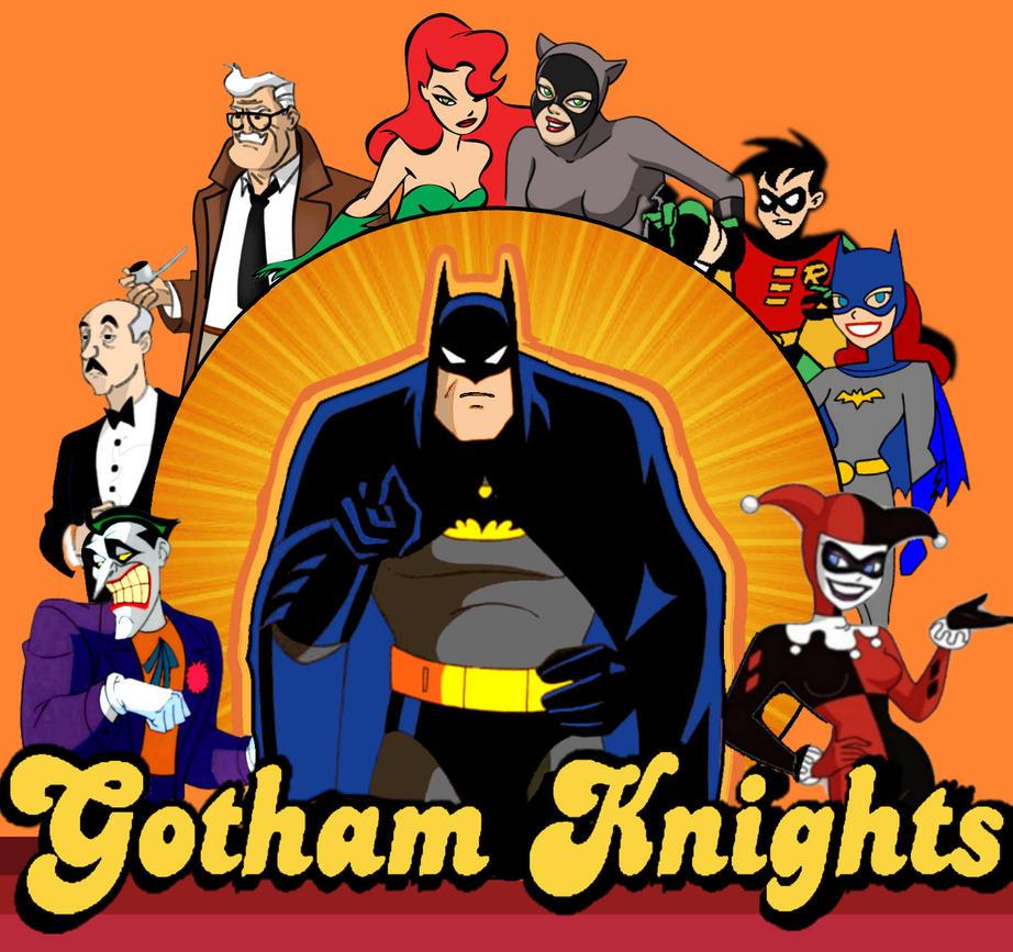 Gotham Boogie Knights by Brandtk