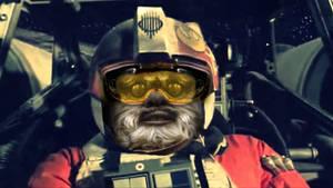 Ewok X Wing Pilot