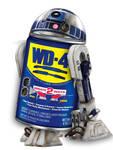 Star Wars Astromech Droid WD-40