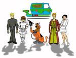 Scooby Doo Star Wars