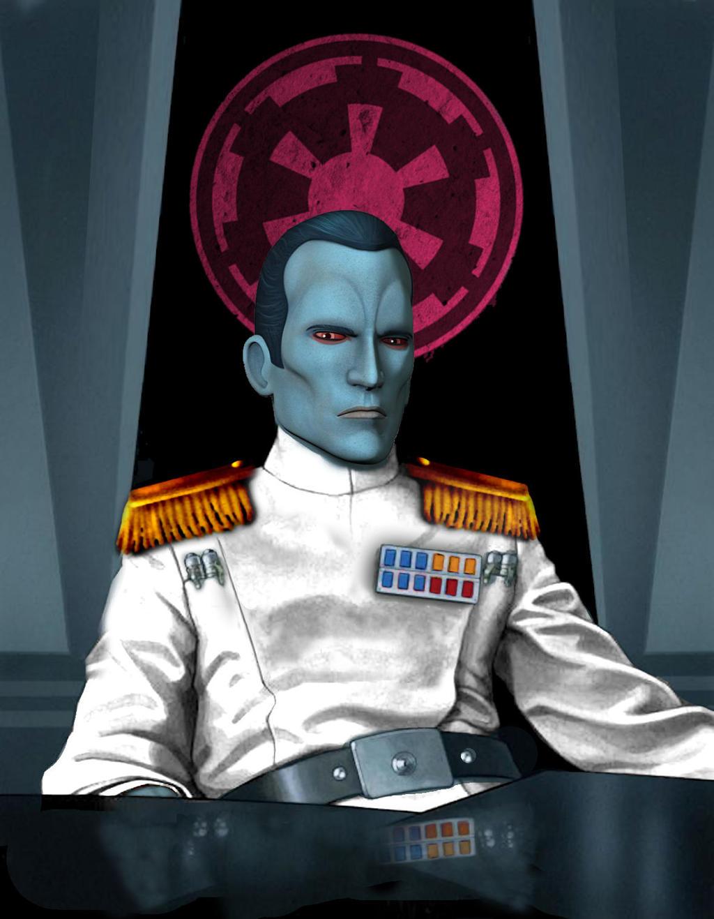 Afbeeldingsresultaat voor grand admiral thrawn
