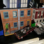 city street 6 inch scale