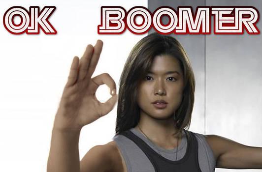 OK Boomer Battlestar Galactica