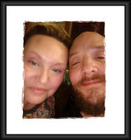 me and my beautiful Lady...  I love you so much