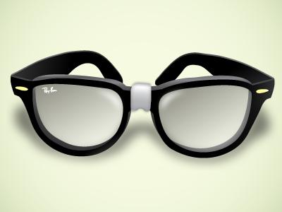 Geek Glasses by Ichikasuto