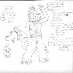 Frontal ref by Dracomega