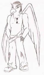 Matt Character by Dracomega