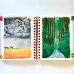 Watercolor Landscapes~