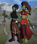 Ada and Samara