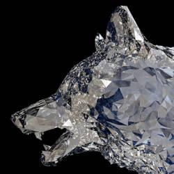 Crystalline Wolf