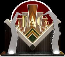 Art Deco Nag