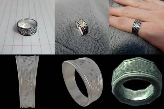 Skyrim Silver Ring