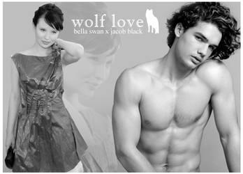 Wolf Love by brighteyes1919