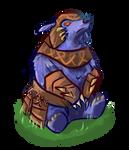 DotA 2 - Ursa/Fuzzy Wuzzy