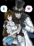 Princess Sophia and Reaver