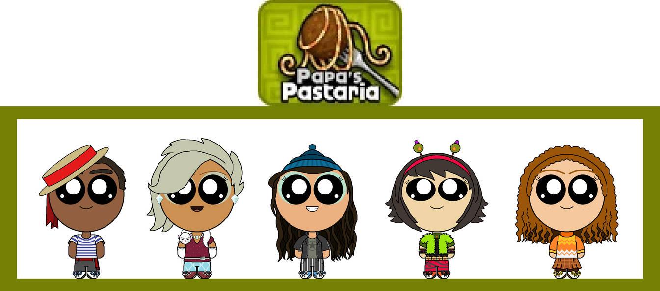 Flipline Studios Customers Pastaria By Thesweetpinkcutie On Deviantart