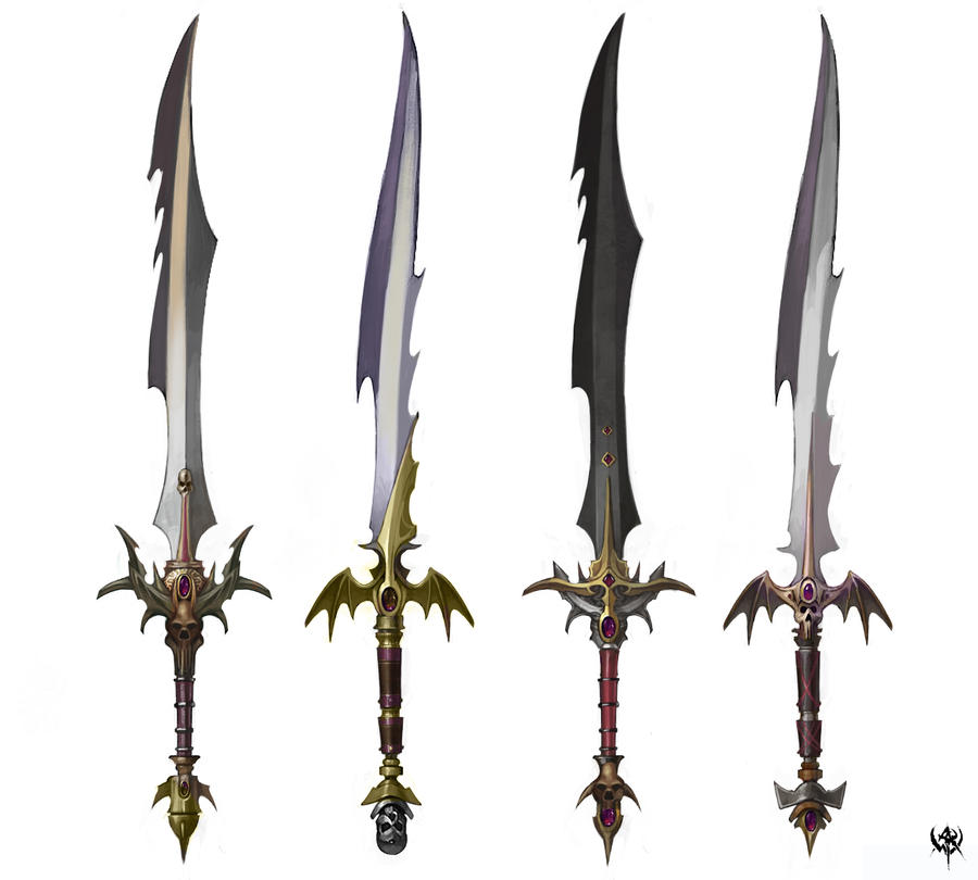 cool blades by weaponmaster007007jl on DeviantArt