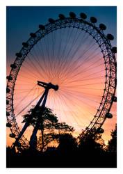London Eye by Mo-Nabbach