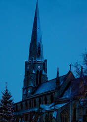 Ealing Church London by Mo-Nabbach
