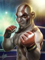 Kratos MMA