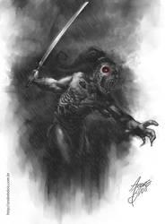 Samurai Zumbi