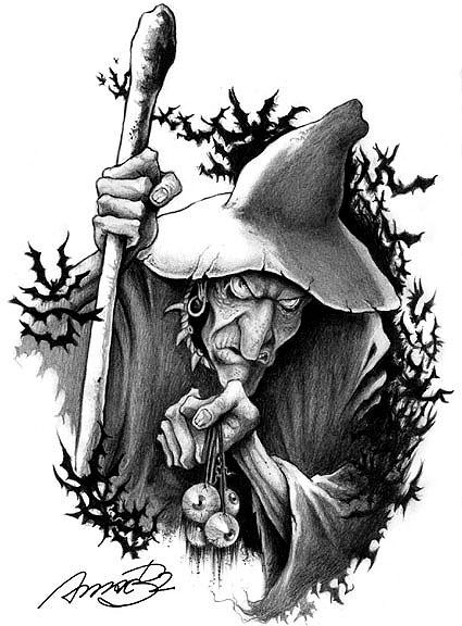 Wizard Pictures to Draw Evil Wizard Drawing