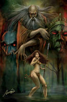 fantasy by andrebdois