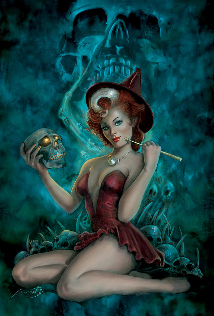 bruxa by bdois by andrebdois