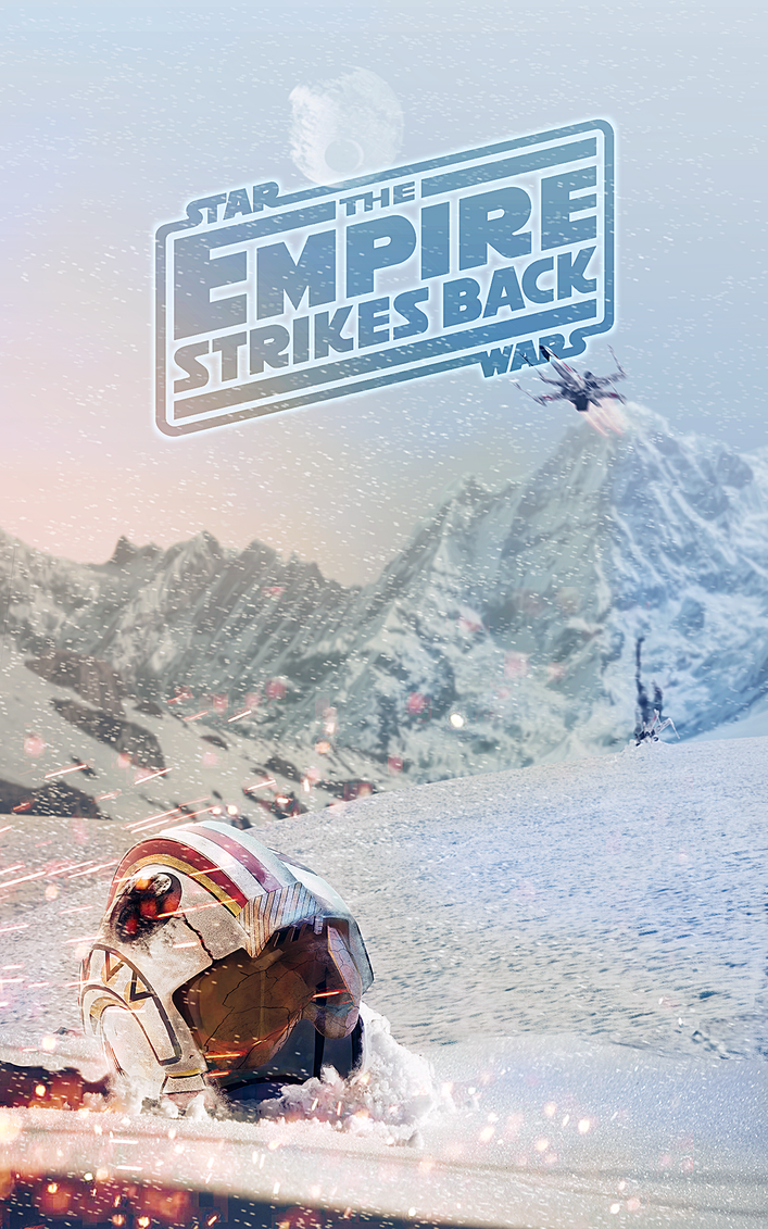 Battle for Hoth by clear-as-night