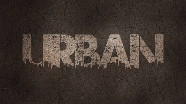 Urban Graffiti 5K Wallpaper