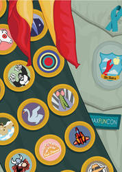 Maximum Fun Merit Badges
