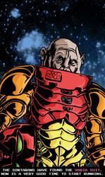 Sontarans Have the Varia Suit