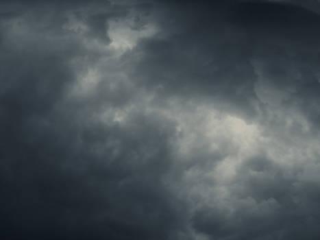 heavy clouds nine..