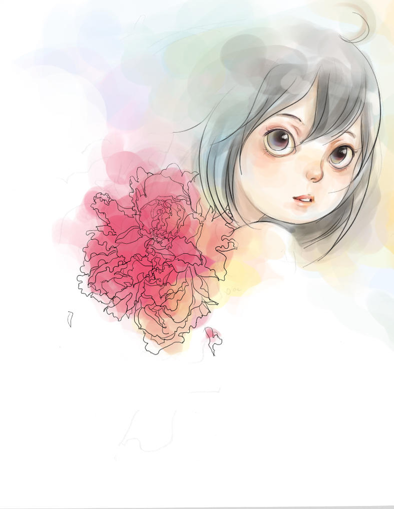 flower's name-mei by nancy0039