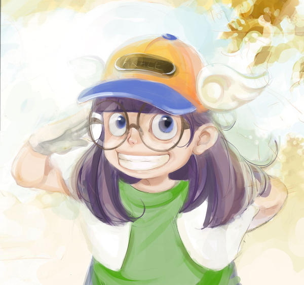 Arale By Nancy0039 On DeviantArt