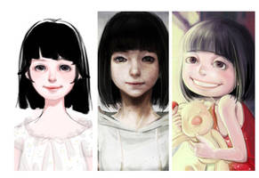 character evolvement meifeng