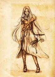 game design-girl by nancy0039