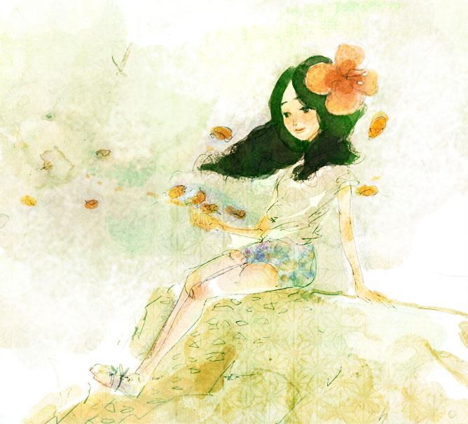 girl of Nanhoi by nancy0039