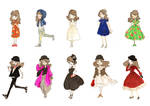 My outfit collection NO.2
