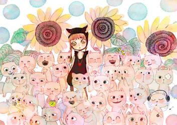 Mew mew kindergarten by nancy0039