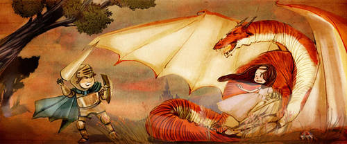 dragon quest by nancy0039