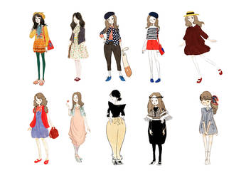 my outfit daily collection 4 by nancy0039