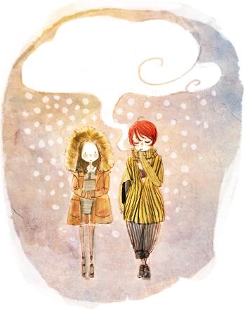 -_- endless snow by nancy0039