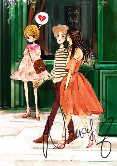 Love someone in secret