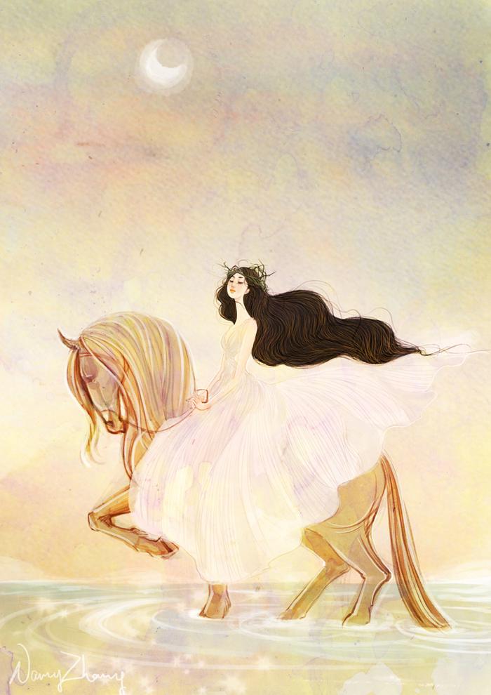 Dream Rider. by nancy0039