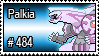 484 - Palkia by PokeStampsDex