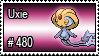 480 - Uxie by PokeStampsDex