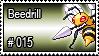 015 - Beedrill