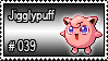 039 - Jigglypuff by PokeStampsDex